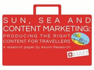 Marketing de contenidos en la industria turística